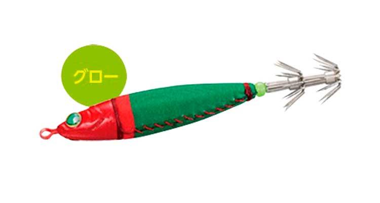 セフィア コロコロスッテ 202 赤緑 15号/61mm
