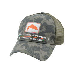 TROUT TRUCKER CAP(2017)